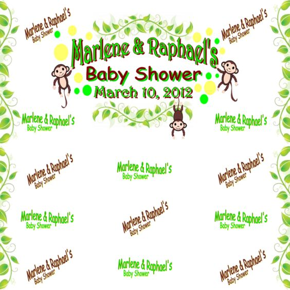 Baby Shower Stickers Next Day Delivery ~ Baby shower banners cheap banner same day