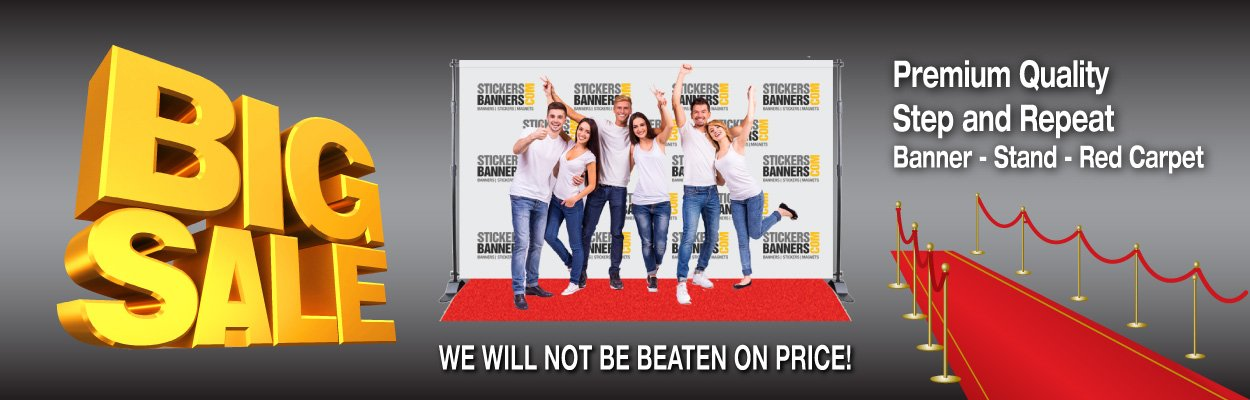 Image result for Step and Repeat Banner