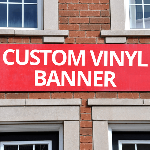 Image result for Custom Vinyl Banners